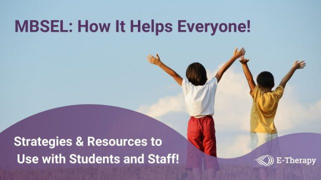 MBSEL webinar for your classroom