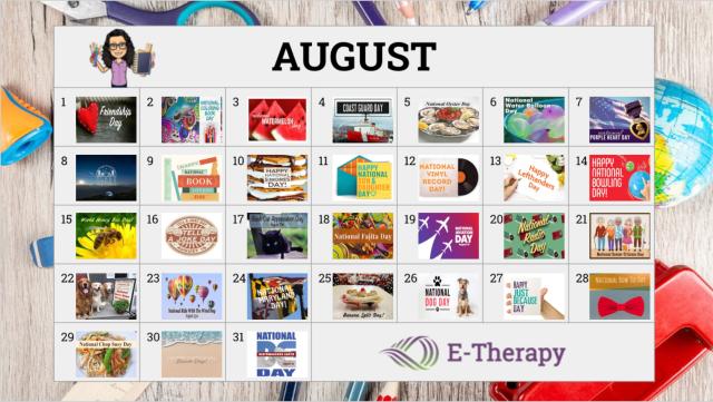 teletherapy activities