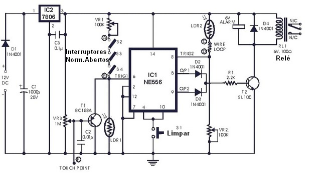 Battery Auto Circuit Charger