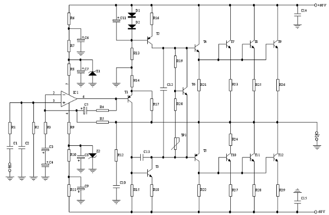 functional block diagram of 8086 microprocessor baxi megaflo wiring 500w power amplifier 2sc2922, 2sa1216 with pcb layout design – readingrat.net