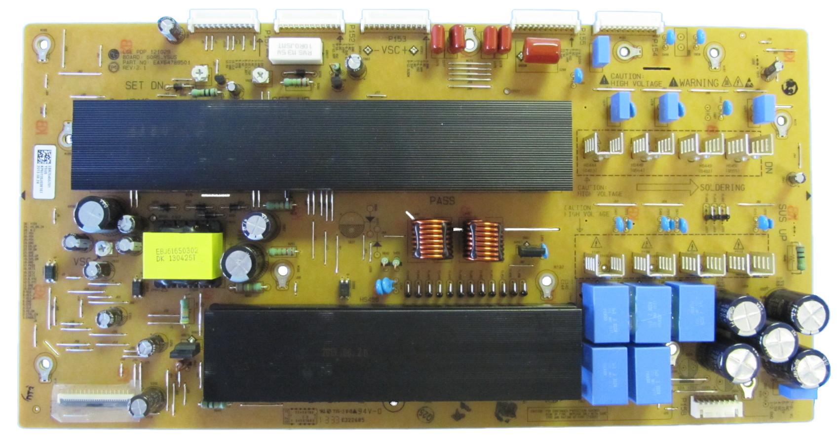 Plasma TV Parts