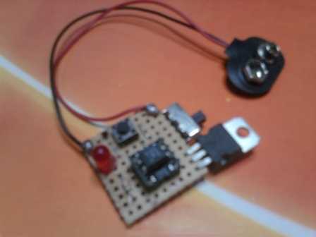 Probador de optoacopladores
