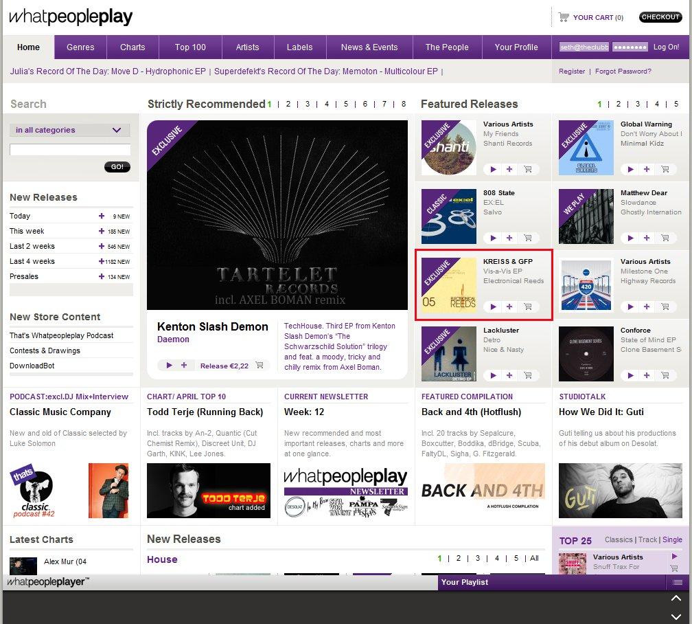 20110406 - WhatPeoplePlay Homepage