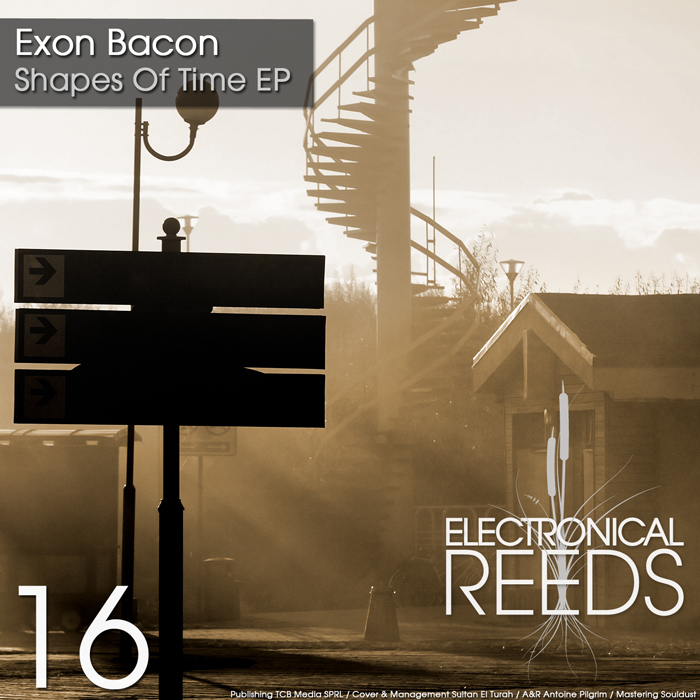ER016 - Exon Bacon - Shapes Of Time EP