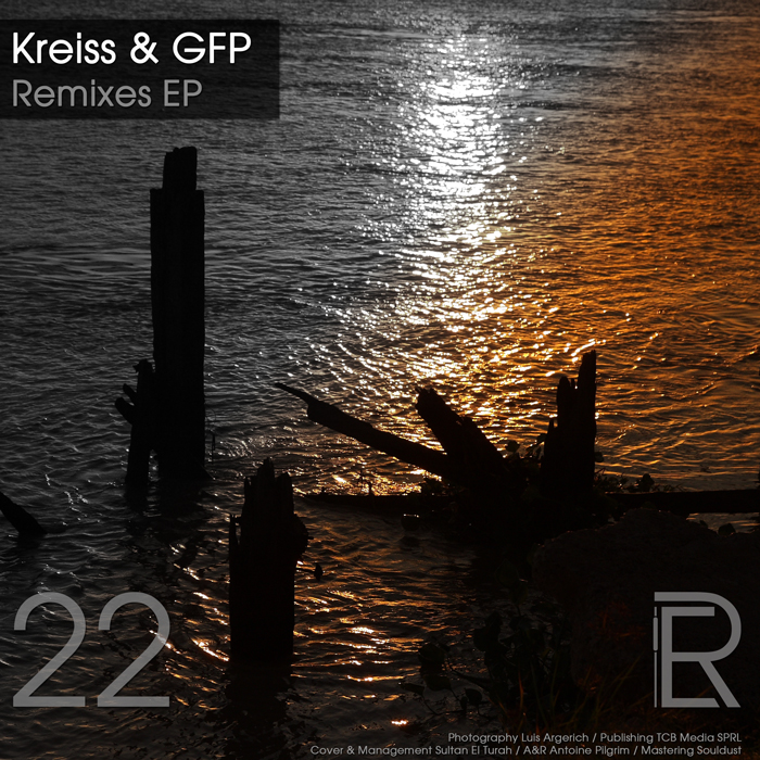 ER022 - Kreiss & GFP - Remixes EP (incl. UNER, Alex Q, Rennie Foster,...)