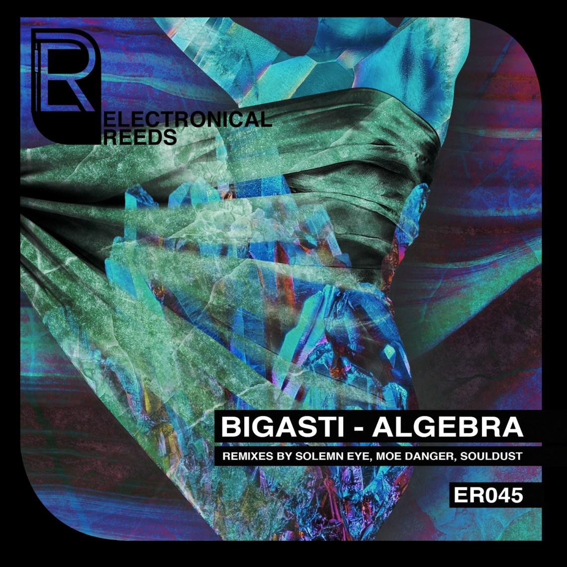 ER045 - Bigasti - Algebra (incl. Solemn Eye, Souldust and Moe Danger Remix)