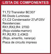 Jumbo led componentes