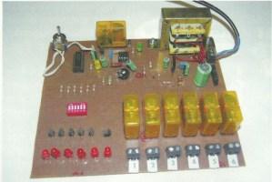 MONTAJE / Control secuencial y temporizado para riego