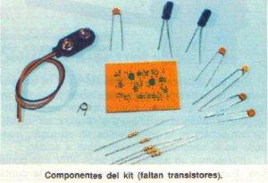 Conexion clip pila