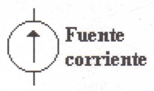 fuente de corriente