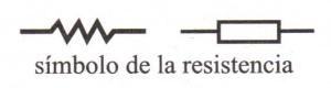 simbolo resistencia