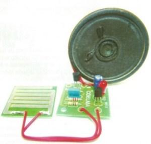 APRENDE PRACTICANDO / Detector de lluvia e inundaciones