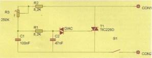 APRENDE PRACTICANDO / Atenuador para lámparas incandescentes