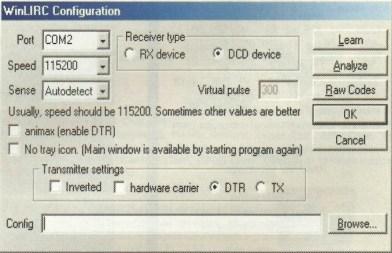 Receptor ventana1