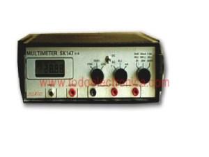 polimetro digital