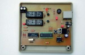 MONTAJE / Control domótico telefónico