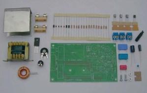 KITS / Control para motor AC universal K2636