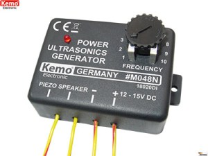 MODULOS / Generador de ultrasonidos