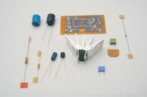 KITS / Amplificador de 8 watt