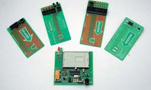 Cerradura electrónica codificada