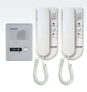 Intercomunicador Telefónico