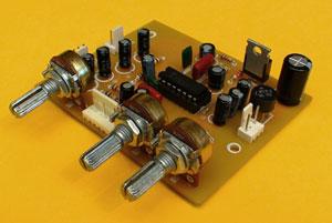 Equipos de sonido – Corrección de frecuencias