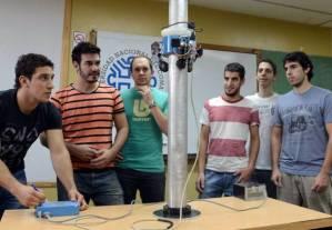 Crean robot para buscar filtraciones en represas
