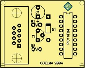 Programador de PIC 16F84