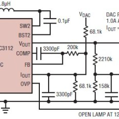 High Power Led Driver Circuit Diagram 2001 Ford Taurus Sel Radio Wiring 10w Electronic Project Design Using Ltc3112 Dc Converter