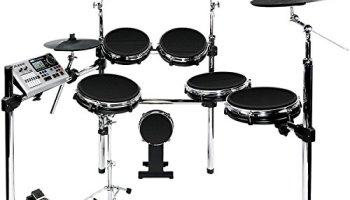 alesis dm10 mkii pro kit ten piece electronic drum kit with mesh