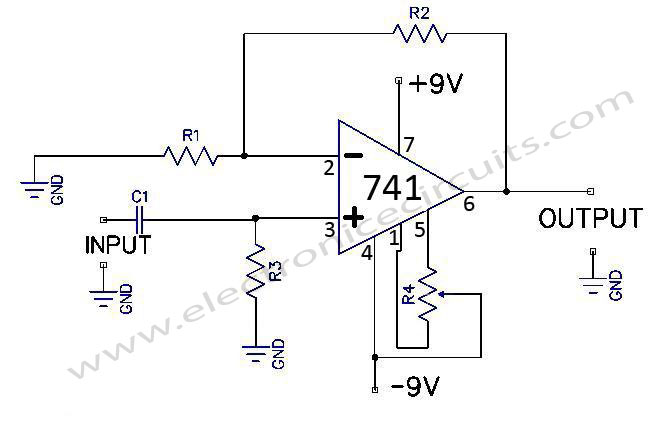 Ac Amplifier Circuit Diagram : 28 Wiring Diagram Images