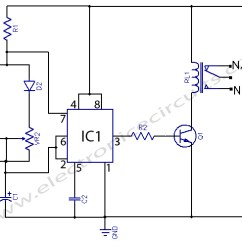 555 Timer Wiring Diagram Tibia Bone For A Off Delay Great Installation Of Explained Rh 8 11 Corruptionincoal Org Pool Pump