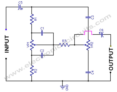 simple Subwoofer control circuit