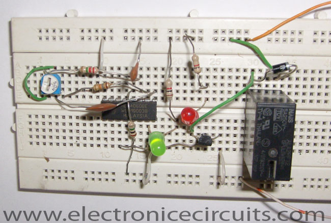 Relay Circuit Design Pdf
