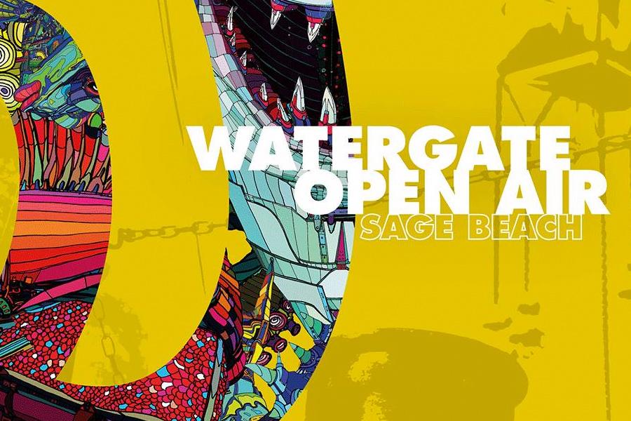 Watergate Prepares Their Annual Open Air