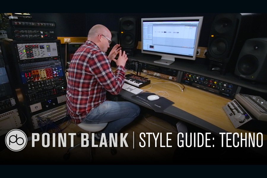Style Guide: Techno Pt. 1 – History & Sound Design