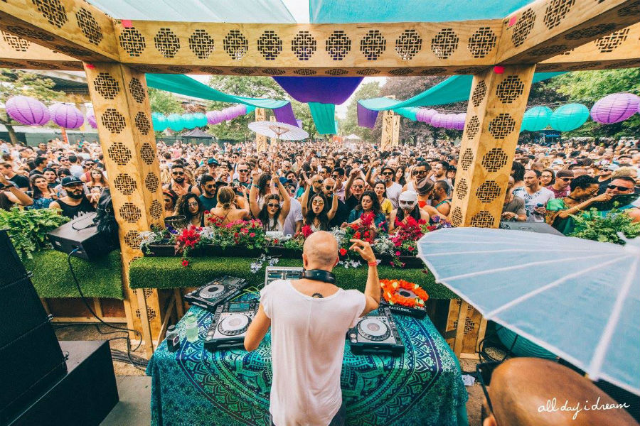 All Day I Dream Announce Dubai Residency