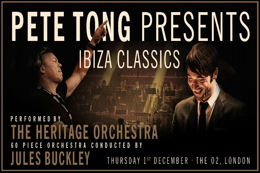"Watch ""Pete Tong And The Heritage Orchestra Presents: Ibiza Classics"" Show"