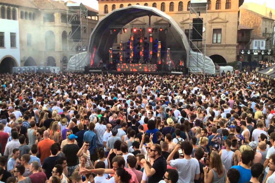 Innervisions Heads To Barcelona