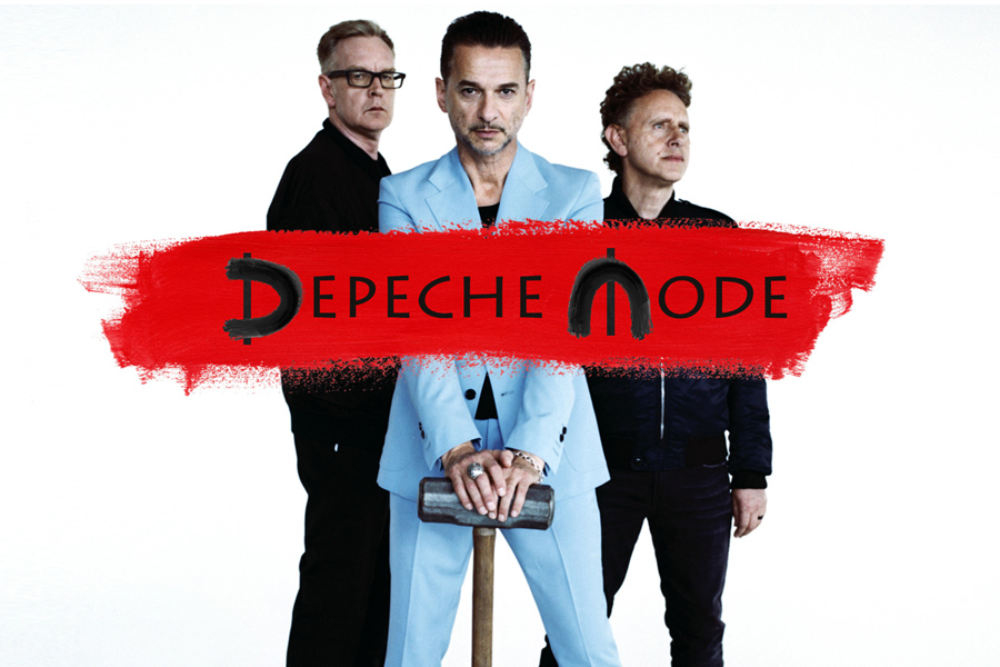 Watch Depeche Mode Perform 'Where's The Revolution' (Video)