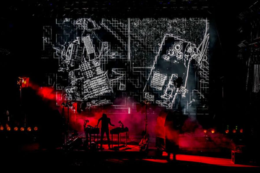 Watch Richie Hawtin's 'CLOSE' Audiovisual Show At Coachella
