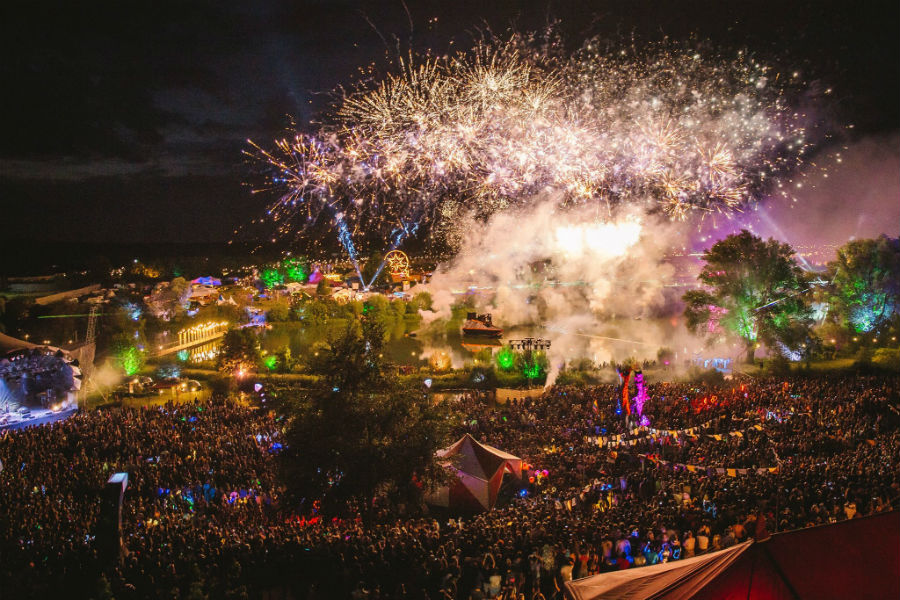 The Secret Garden Party Prepares For Its Final Edition