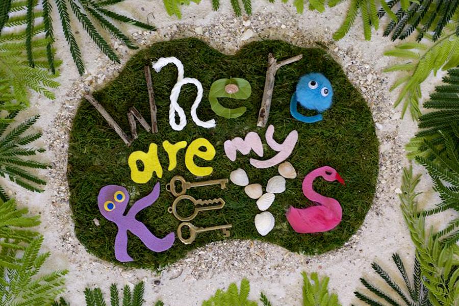 Miami, Where Are My Keys?