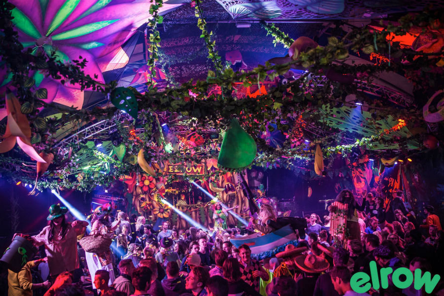 Elrow To Release Double-disc Debut Compilation
