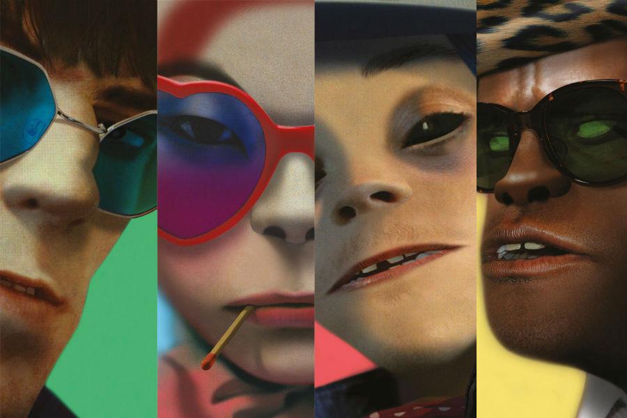 Gorillaz Prepares New 'Humanz' Album With Virtual Reality Video