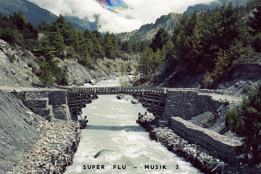 Super Flu Releases 'Musik 3' Album (Audio)