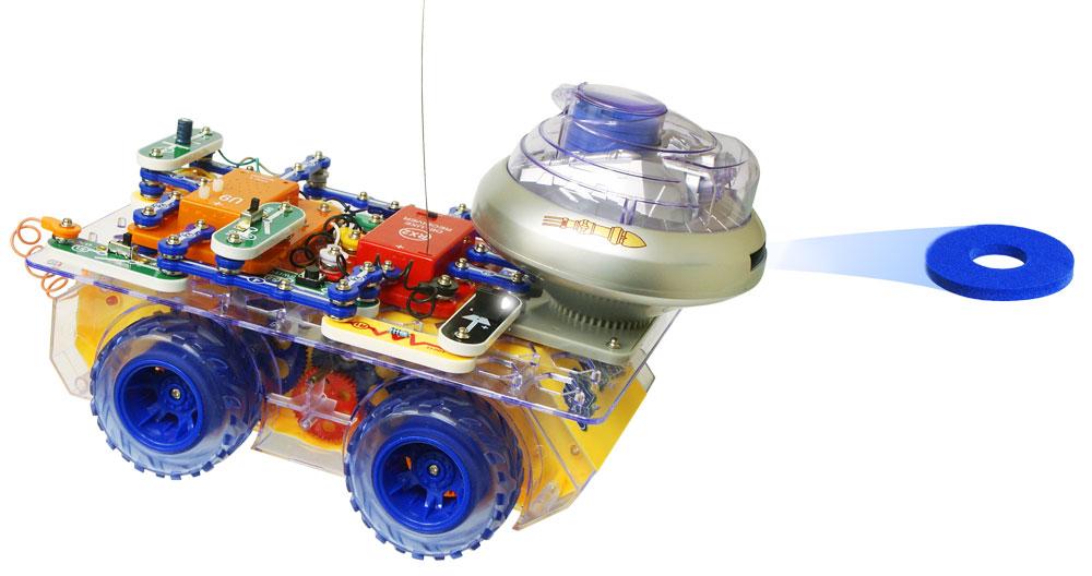 Snap Circuit Rc Rover
