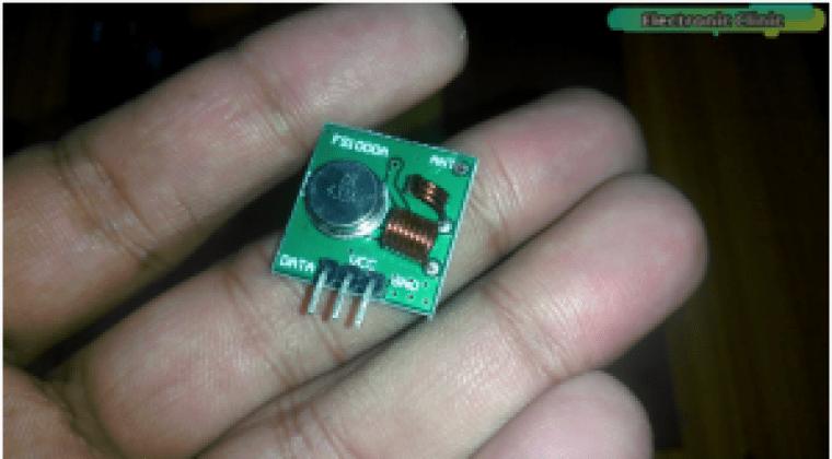 433Mhz RF