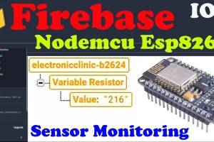 firebase arduino Archives - Electronic Clinic