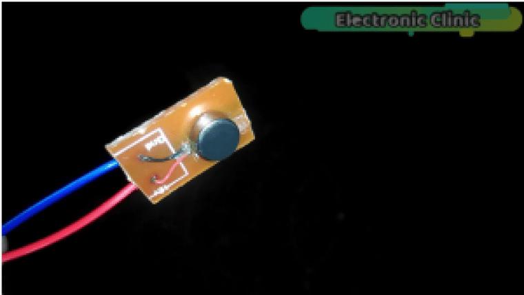 micro vibration motor